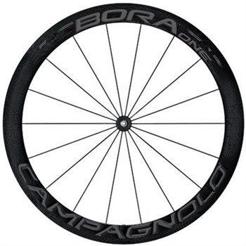 Campagnolo Bora One Tubular Wheelset - Dark Label  - Click to view a larger image
