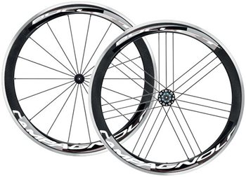 Campagnolo Bullet H50 Carbon Clincher Wheelset with USB Bearings  - Click to view a larger image