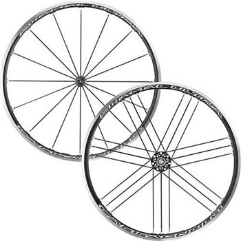 Campagnolo Shamal Ultra 2-Way Fit Wheelset  - Click to view a larger image