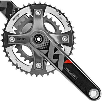 SRAM XX GXP 10sp Crankset  - Click to view a larger image