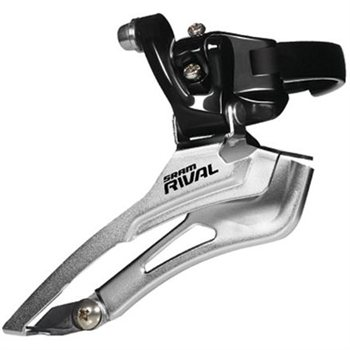 SRAM Rival Front Derailleur - Clamp Type  - Click to view a larger image