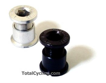 TA Alloy Replacement Chainring Bolts  - Click to view a larger image