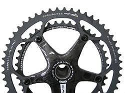 TA Horus Campagnolo 11sp Inner Chainring  - Click to view a larger image
