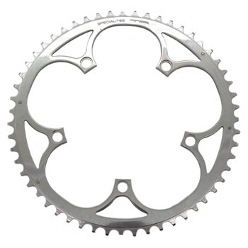 TA Vento 135 BCD Outer Chainring For Campagnolo 9 & 10sp  - Click to view a larger image