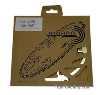 TA Competition Piste 1/8 Track Chain Ring - 144 BCD  - Click to view a larger image