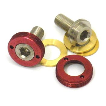 TA Self Extracting Crank Bolts  - Click to view a larger image