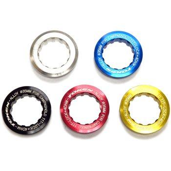 Token Alloy Cassette Lockring - 12T For Shimano