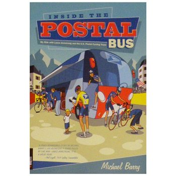 Velopress  Inside The Postal Bus  - Click to view a larger image