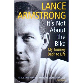 Yellow Jersey Press It's Not About the Bike: My Journey Back to Life By Lance Armstrong | cykelbog