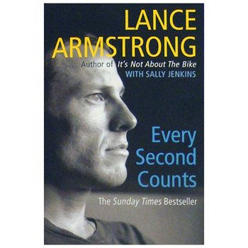Yellow Jersey Press Lance Armstring - Every Second Counts  - Click to view a larger image