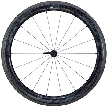 Zipp 404 NSW Carbon Clincher Wheel - Front  - Click to view a larger image