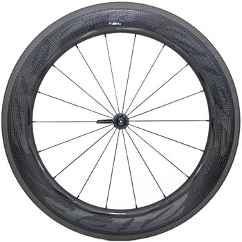 Zipp 808 NSW Carbon Clincher Wheel - Front  - Click to view a larger image
