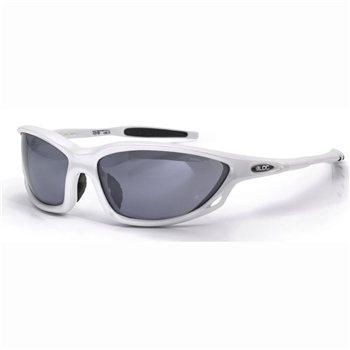 good selling online here discount sale Predator X315 Sunglasses - Shiny White Frame & Smoke Lens - Shiny White