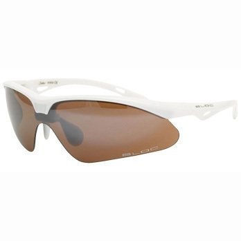 Bloc Shadow W302 Multi Lens Sunglasses - Shiny White Frame