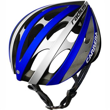 Carrera Radius Road Cycling Helmet  - Click to view a larger image