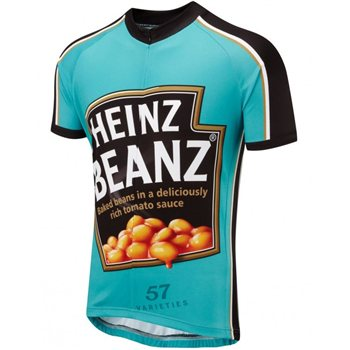 Foska Beanz Road Jersey  - Click to view a larger image