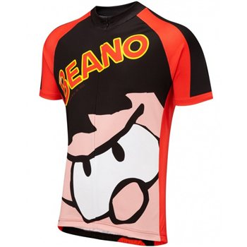 Foska Dennis The Menace Road Jersey  - Click to view a larger image