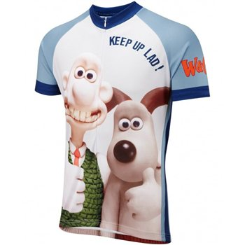 Foska Wallace and Gromit Road Jersey  - Click to view a larger image
