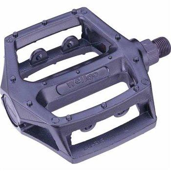 Wellgo 1/2'' LU313 Alloy Platform BMX/ATB Pedals  - Click to view a larger image
