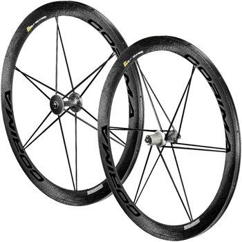 Corima Aero + MCC Tubular Wheelset  - Click to view a larger image