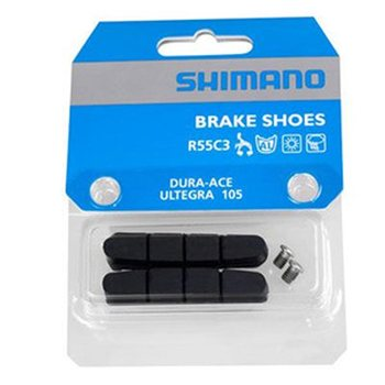 Shimano Dura Ace R55C3 Replacement Brake Pads - Alloy Rims  - Click to view a larger image