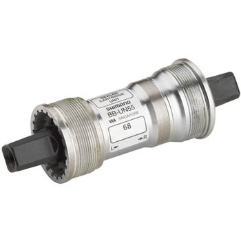 Shimano UN55 Bottom Bracket - JIS Square Taper  - Click to view a larger image