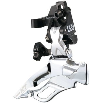 Shimano XT M771 Direct Fit Front Derailleur - 10 Speed Triple  - Click to view a larger image