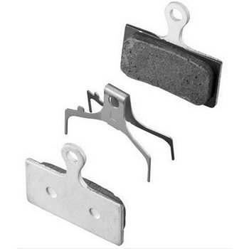 Shimano XTR BR-M985 Disc Brake Pads - Resin G01A  - Click to view a larger image