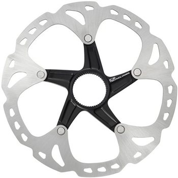 Shimano XT/ Saint SM-RT81 Centre Lock Ice-Tec Disc Rotor  - Click to view a larger image