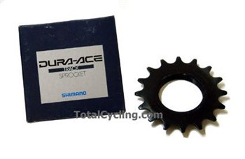 Shimano Dura Ace 7600 Track Sprocket - 1/8in  - Click to view a larger image