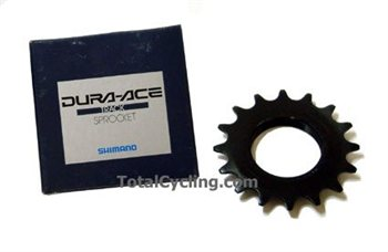 Shimano Dura Ace 7600 Track Sprocket - 3/32in  - Click to view a larger image