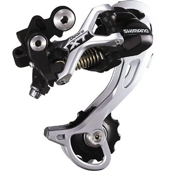 Shimano XT RD-M772 Shadow Rear Derailleur - 9 Speed  - Click to view a larger image