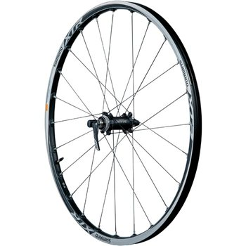 Shimano XTR M985 Front Wheel For Disc Brake - 9mm Q/R Axle  - Click to view a larger image