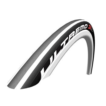 Schwalbe Ultremo ZX Clincher Tire - 700c x 23mm  - Click to view a larger image