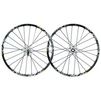 Mavic Crossmax ST Wheelset With 20mm Thru Axle Front   - Click to view a larger image