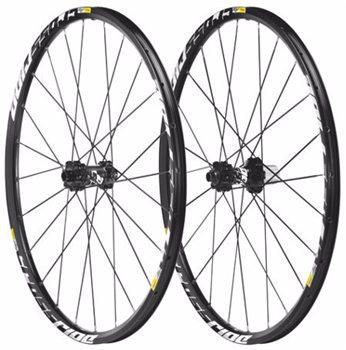 Mavic Crossride Disc Wheelset 29er - 2015  - Click to view a larger image