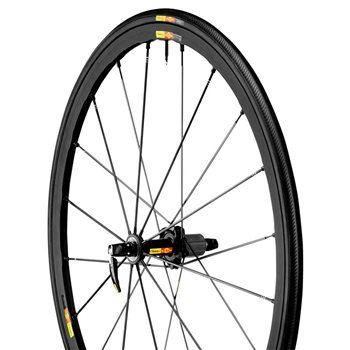 Mavic Ksyrium SLR Clincher Exalith Wheelset - 2015  - Click to view a larger image