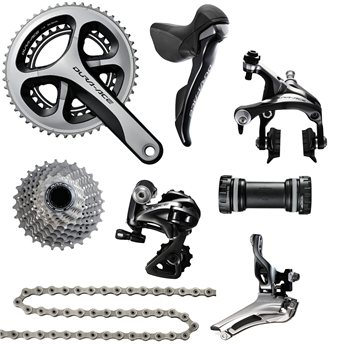 Dura Ace 9000 >> Shimano Dura Ace 9000 11 Speed Groupset Totalcycling Com