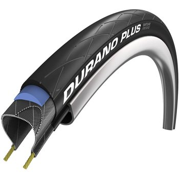 Schwalbe Durano Plus Clincher Folding Road Tyre  - Click to view a larger image