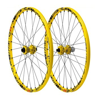 Mavic Deemax Ultimate MTB 26 Inch 6 Bolt Disc Wheel (Rear Wheel Only)  - Click to view a larger image