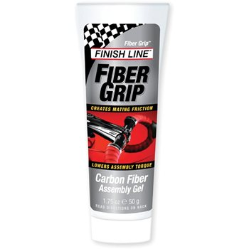 Finish Line Fiber Grip Carbon Assembly Gel  - Click to view a larger image
