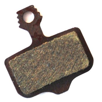 Clarks Avid Elixir CR, Elixir R compatible Disc Brake Pads - Organic  - Click to view a larger image