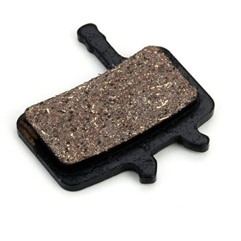 Clarks Disc Brake Pads compatible with Avid Juicy Hydraulic Ultimate - Organic  - Click to view a larger image