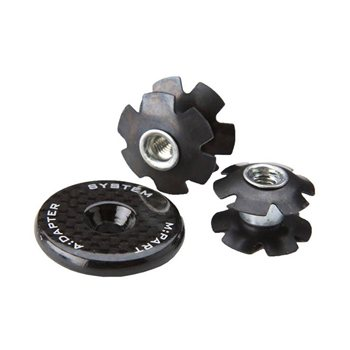 MPart Carbon Star Nut Set  - Click to view a larger image