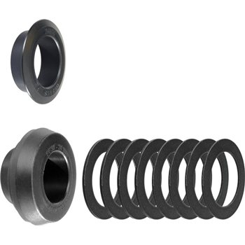 Wheels Manufacturing BBRIGHT™ adapter for Shimano 24mm Spindle Cranks  - Click to view a larger image
