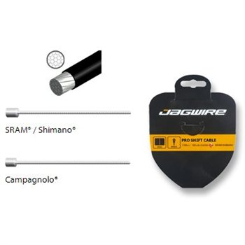 Jagwire Road Pro Shift Inner Cable - Teflon Coated  - Click to view a larger image