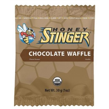 Honey Stinger Organic Waffles - 30g  - Click to view a larger image