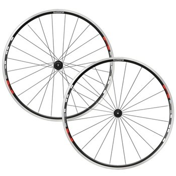Shimano RS010 Clincher Wheelset  - Click to view a larger image
