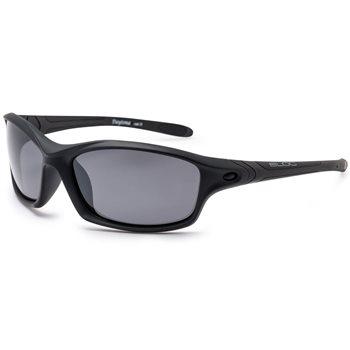 Bloc Daytona XMP60 Sunglasses - Matt Black / Grey Polarised  - Click to view a larger image