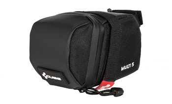 Cube Saddle Bag Multi   - Click to view a larger image